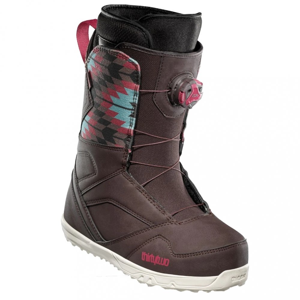 ThirtyTwo STW Boa Snowboard Boots (Women's) - Brown