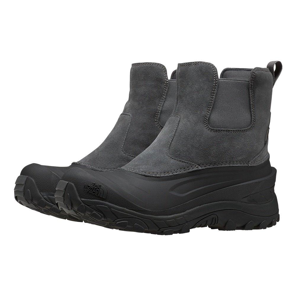The North Face Chilkat IV Pull-On Winter Boot (Men's) - Vanadis Grey/TNF Black