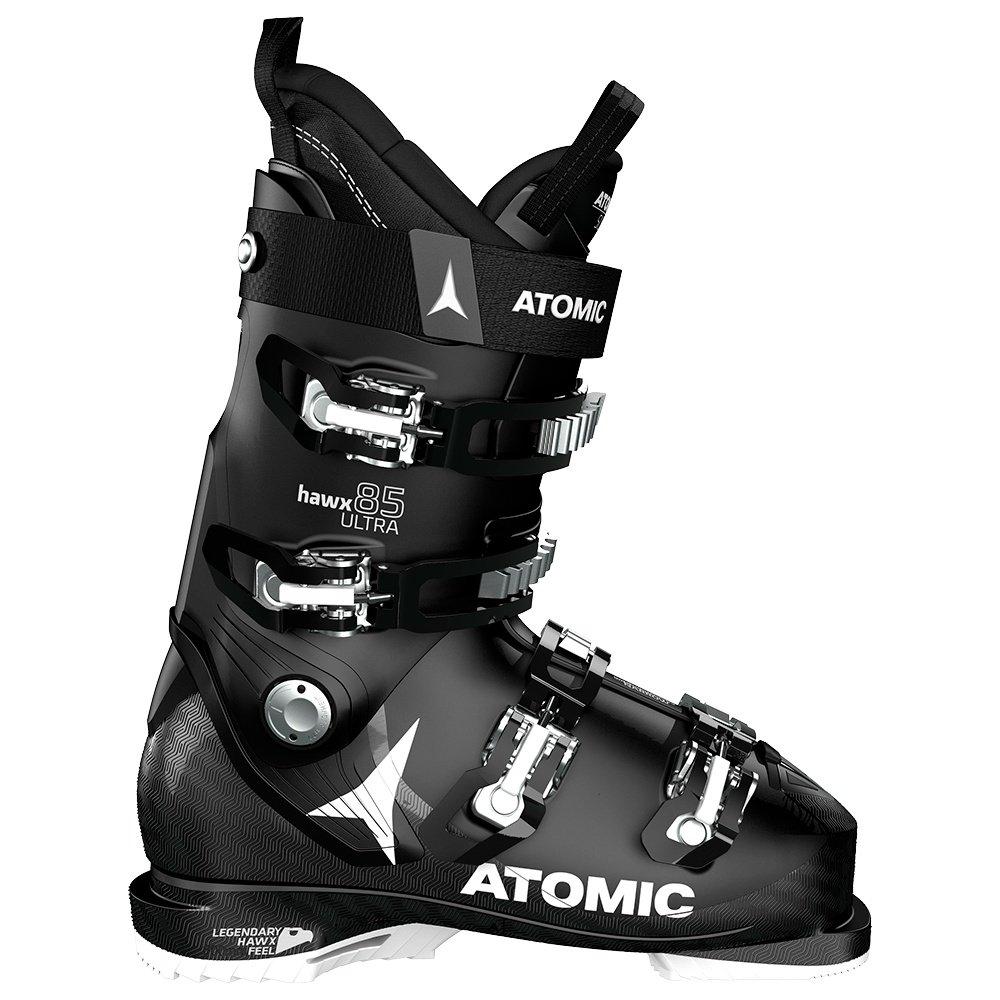 Atomic Hawx Ultra 85 Ski Boot (Women's) - Black/Silver