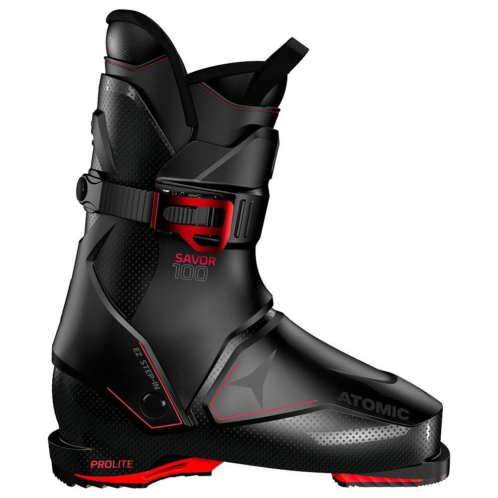 Atomic Savor 100 Ski Boot (Men's) - Black/Red