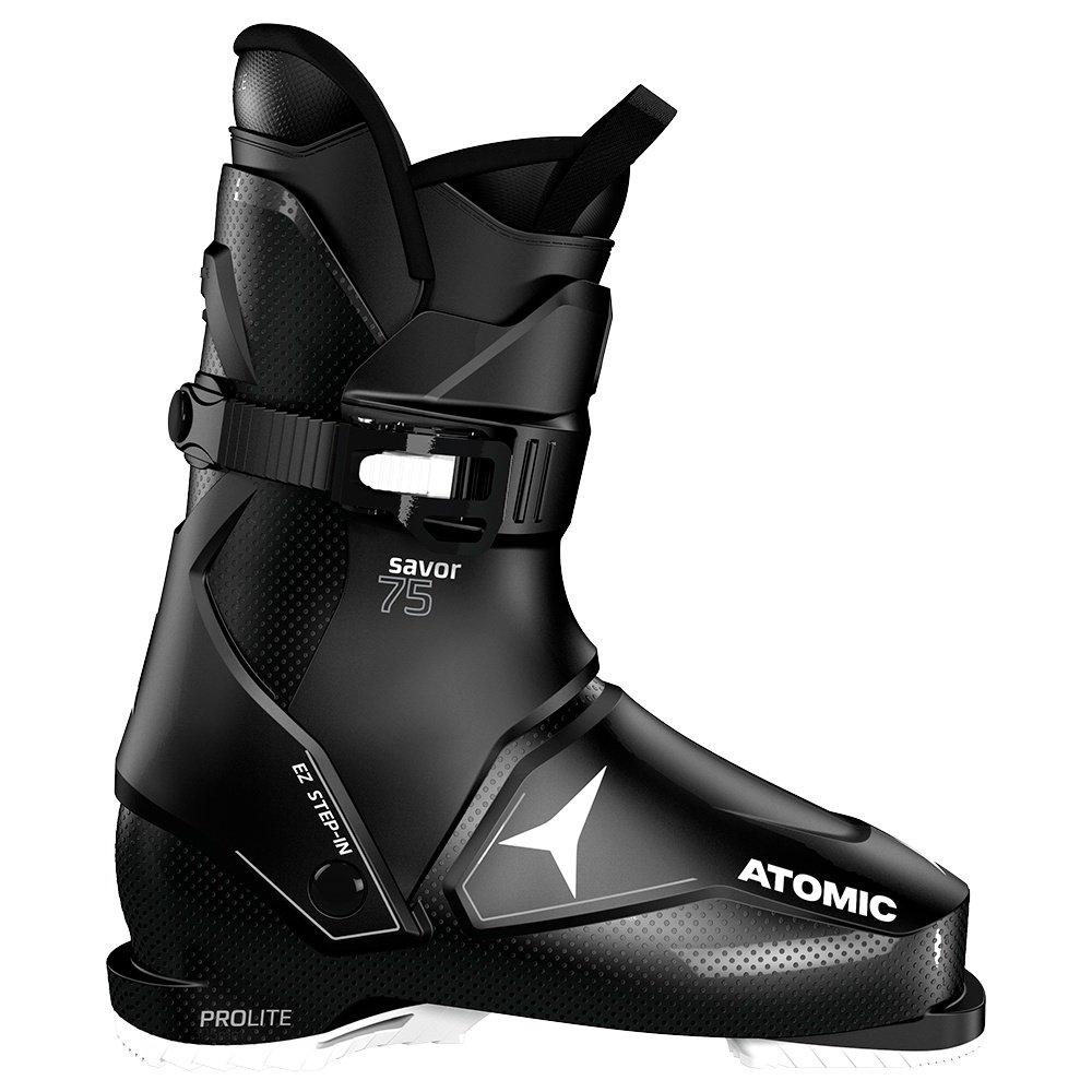 Atomic Savor 75 Ski Boot (Women's) - Black/Silver