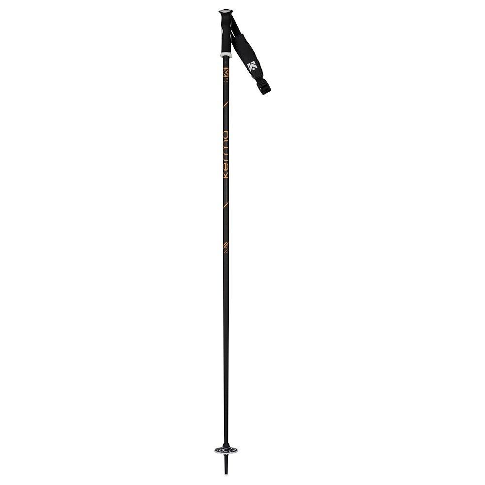 Kerma Elite 4 Ski Pole (Women's) - Black