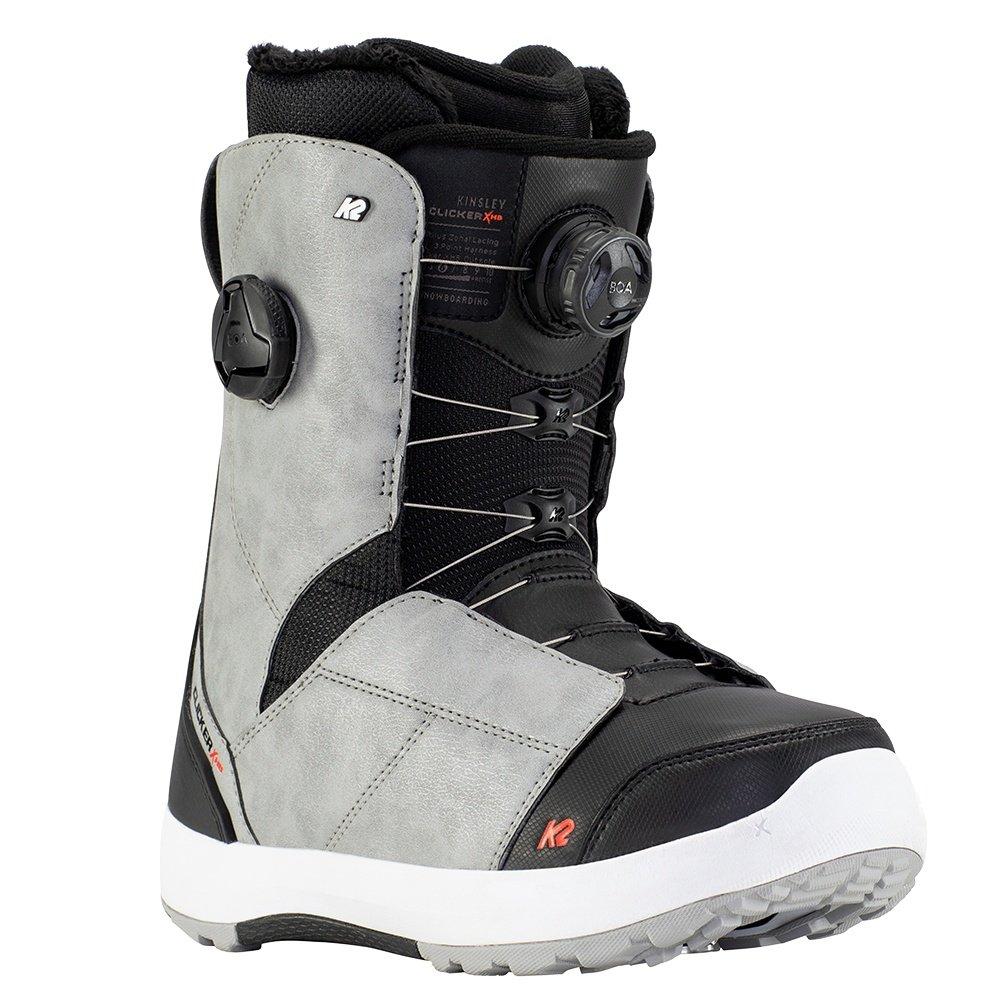 K2 Kinsley Clicker Snowboard Boot (Women's) - Grey