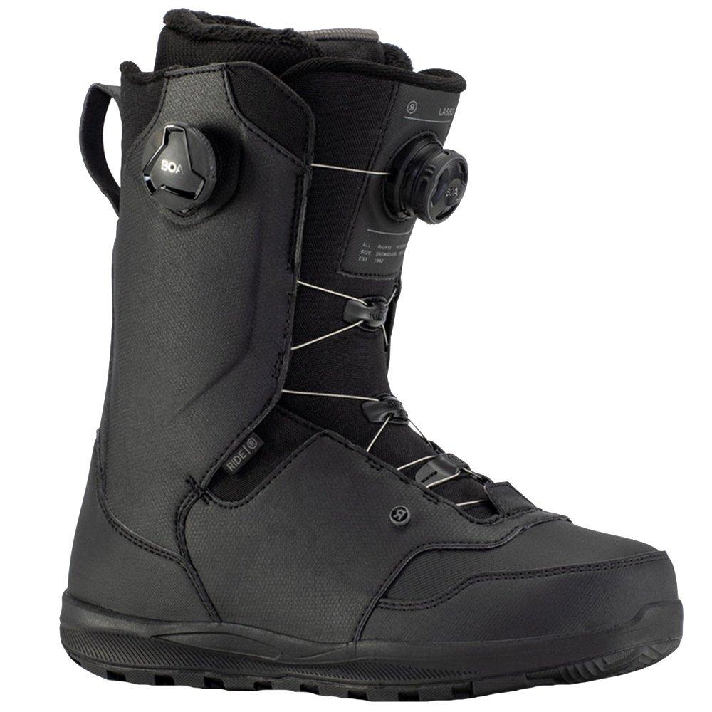 Ride Lasso Snowboard Boot (Men's) - Black
