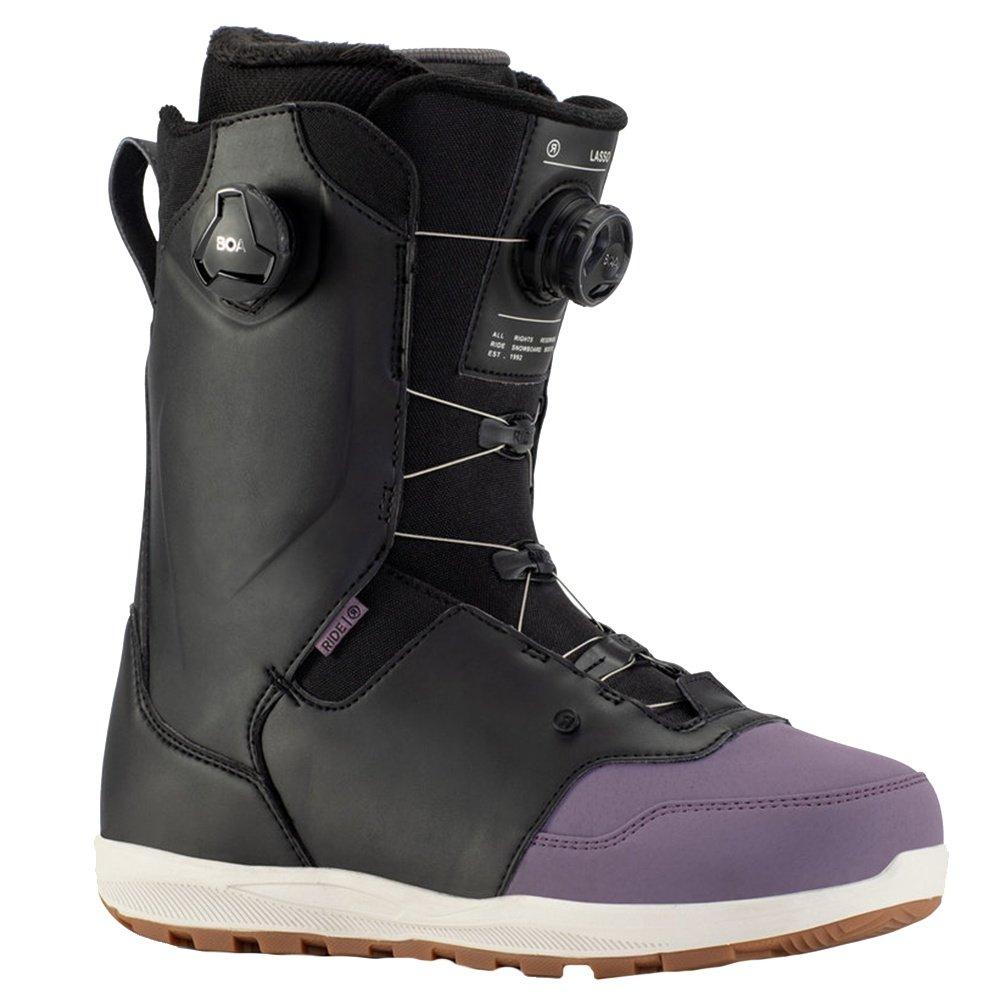 Ride Lasso Snowboard Boot (Men's) - Purps