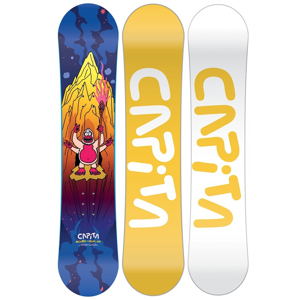 CAPiTA Micro Mini Snowboard (Little Kids') -