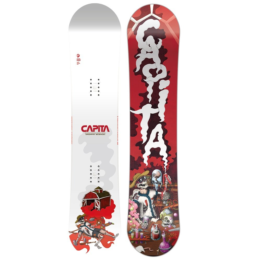 CAPiTA Scott Stevens Mini Snowboard (Kids') - 135