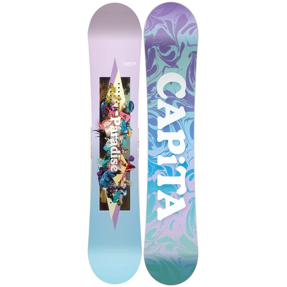 CAPiTA Paradise Snowboard (Women's) -