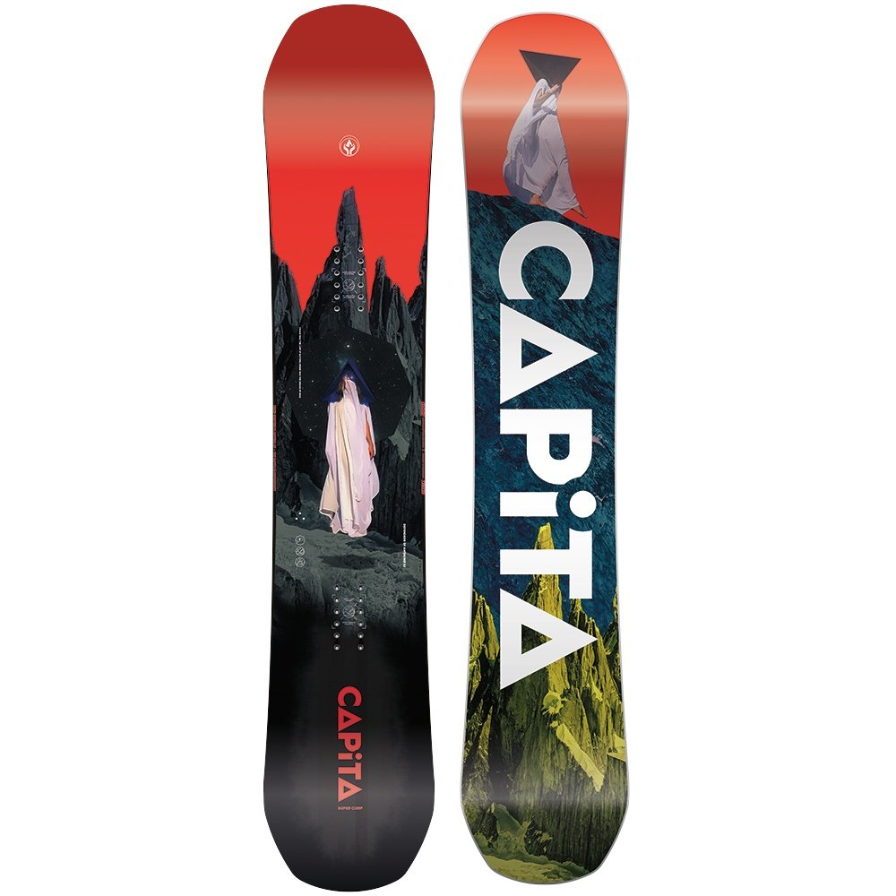 CAPiTA Defenders of Awesome Snowboard (Men's) - 152