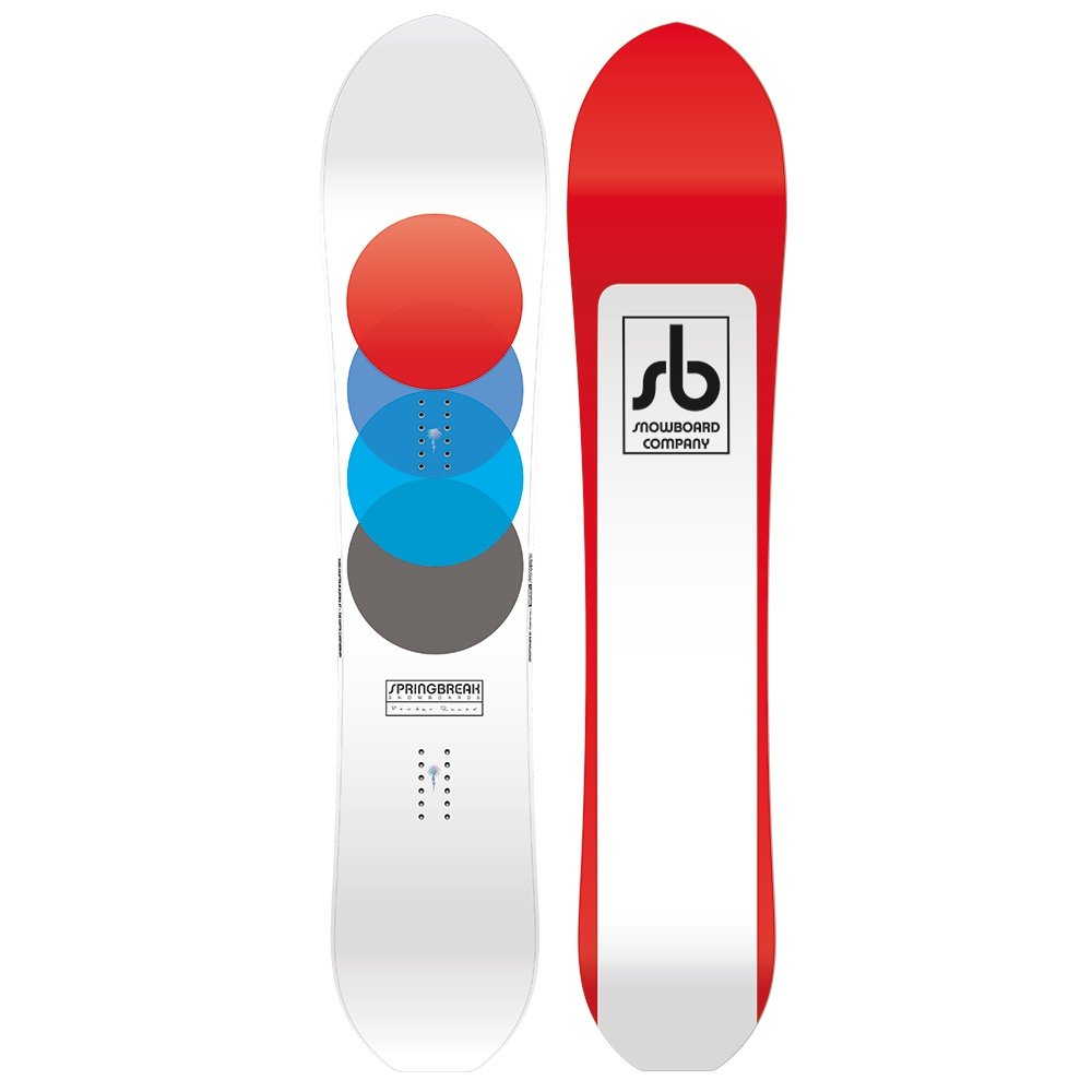 CAPiTA Spring Break Powder Racers Snowboard (Men's) - 157