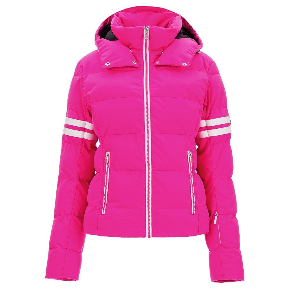 Fera Kate Insulated Ski Jacket (Women's) - Hot Pink/White