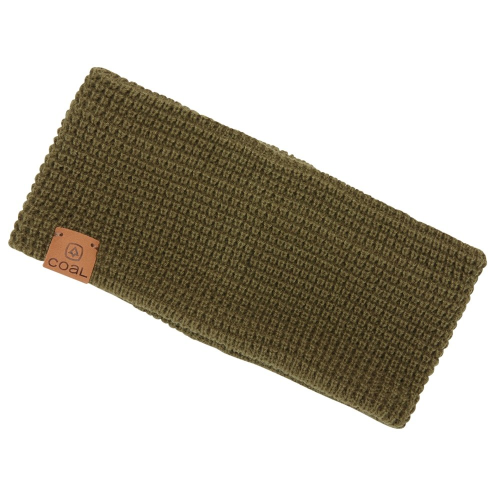 Coal The Juno Waffle Ear Warmer (Women's) - Moss