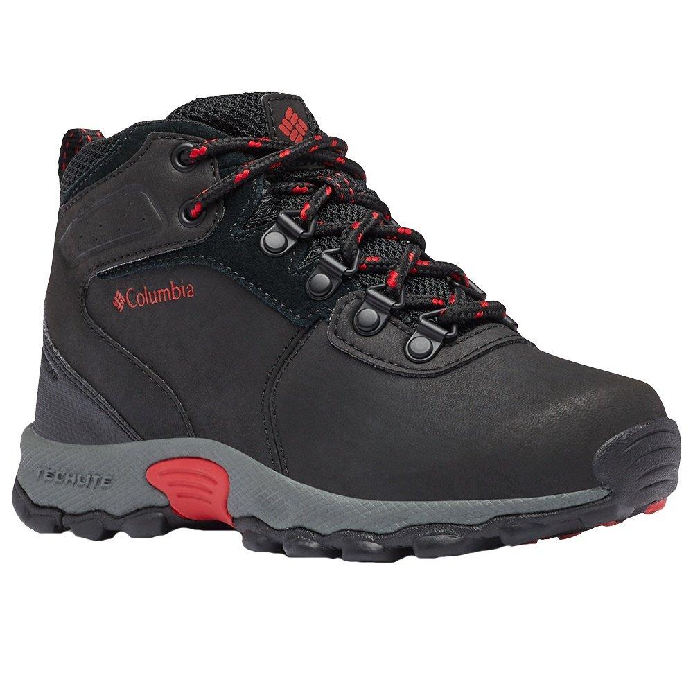 Columbia Newton Ridge Hiking Boot (Boys') - Black
