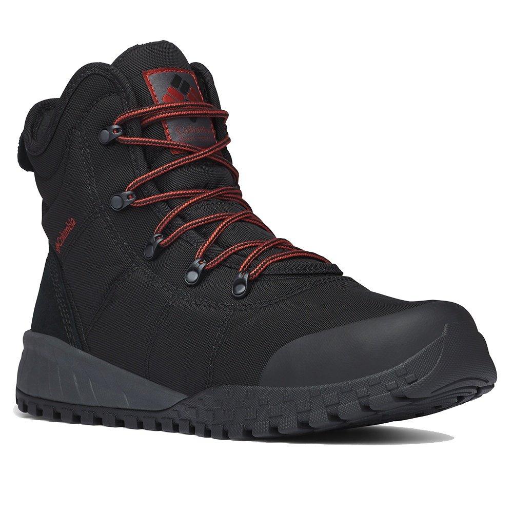 Columbia Fairbanks Omni-Heat Wide Winter Boot (Men's) - Black