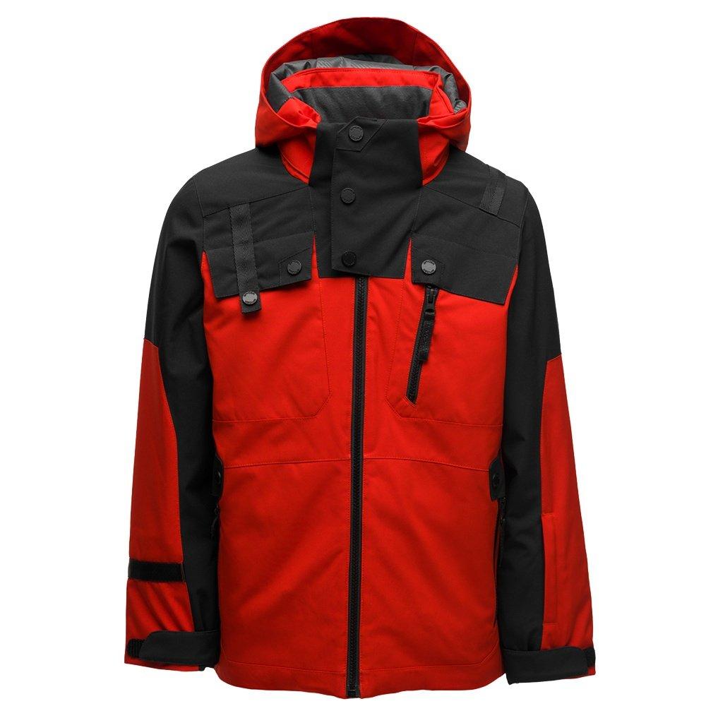 Spyder Tordrillo Insulated Ski Jacket (Boys') - Volcano