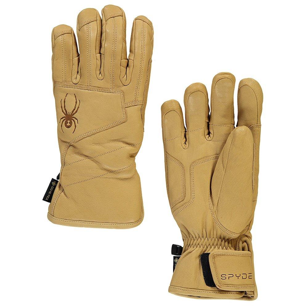 Spyder Turret GORE-TEX Ski Glove (Men's) - Natural Leather