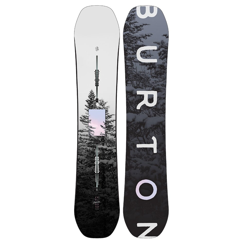 Burton Feelgood Flying V Snowboard (Women's) -