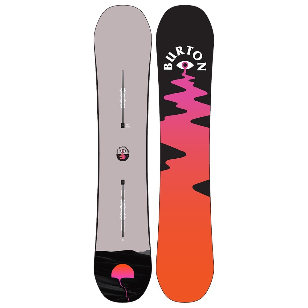 Burton Yeasayer Flying V Snowboard (Women's) - 148