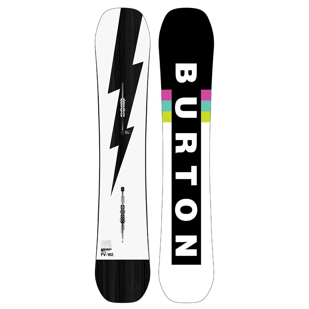 Burton Custom Flying V Snowboard (Men's) - 162