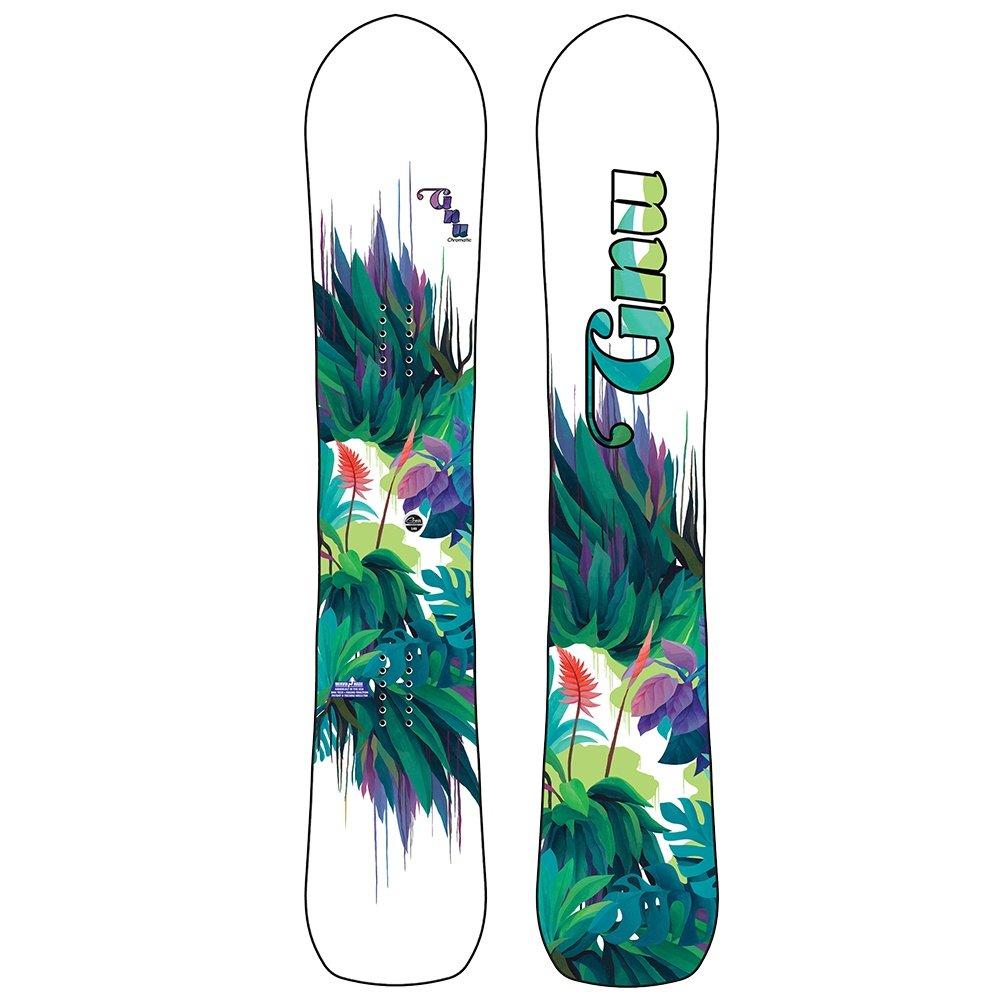 Gnu Chromatic Snowboard (Women's) - 149