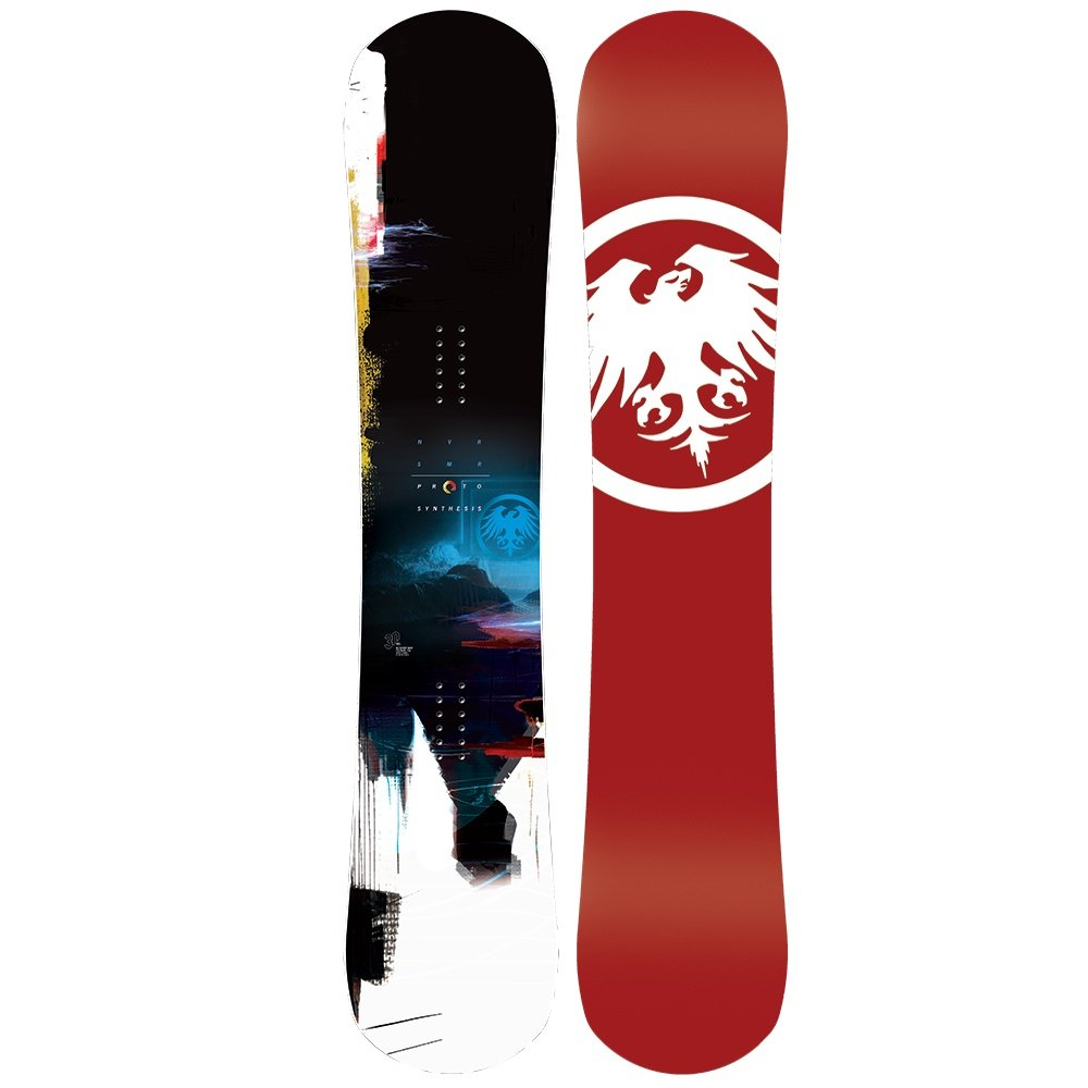 Never Summer Proto Synthesis X Wide Snowboard (Men's) - 154