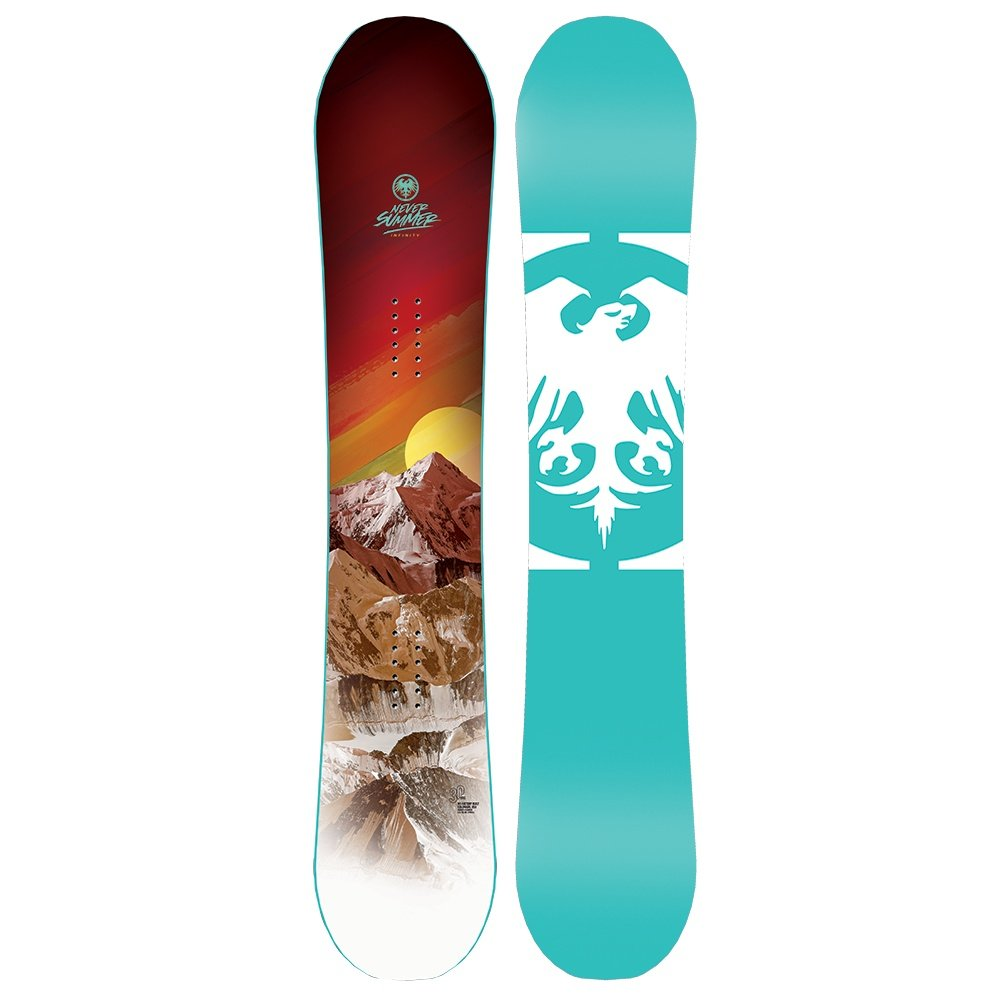 Never Summer Infinity Snowboard (Women's) - 147