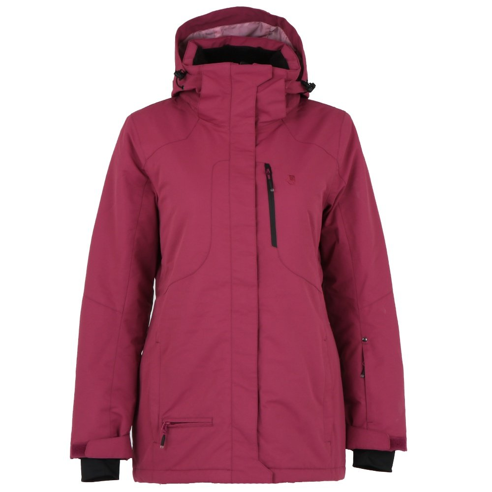Liquid Venado Insulated Snowboard Jacket (Women's) - Plum