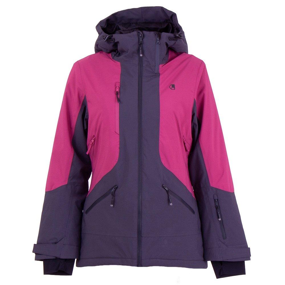 Liquid Borah Insulated Snowboard Jacket (Women's) - Plum