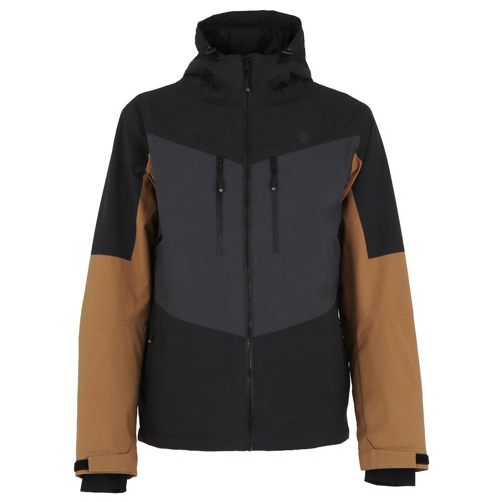 Liquid Blane Insulated Snowboard Jacket (Men's) - Black