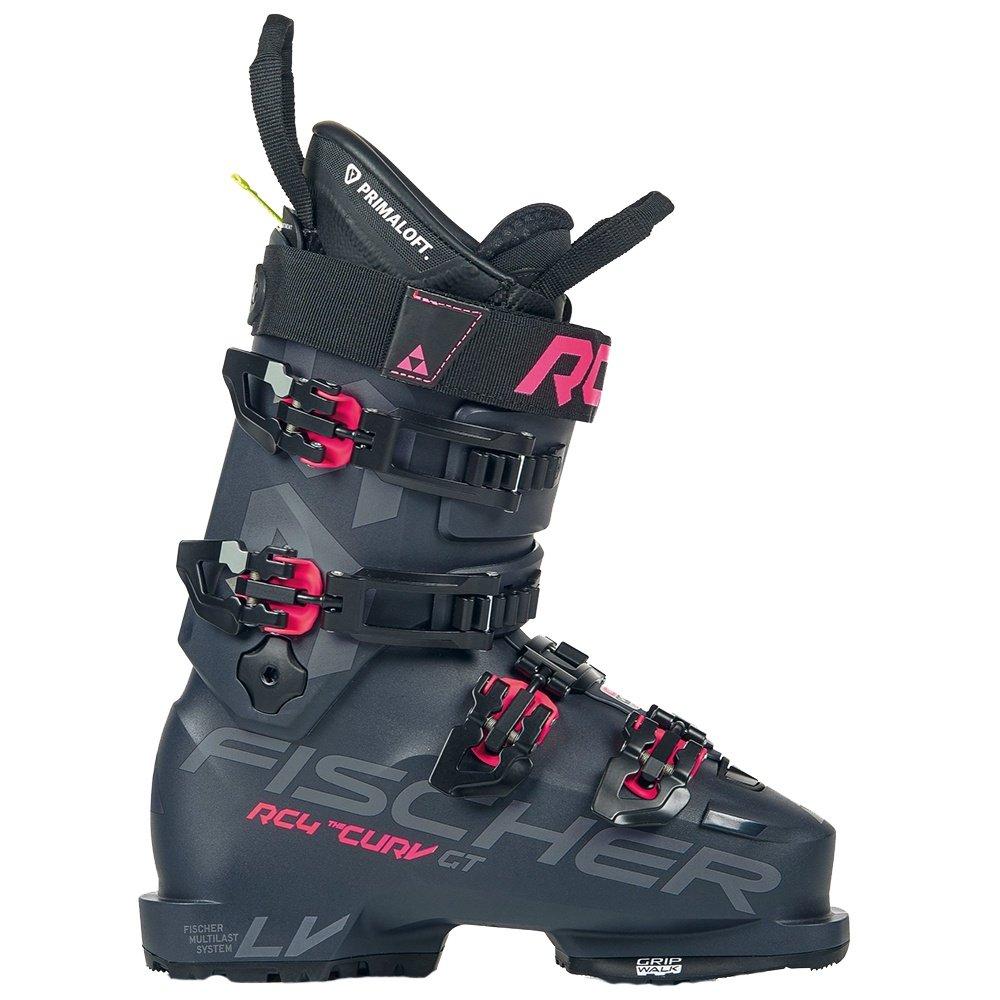 Fischer RC4 The Curv GT 95 Vacuum Walk Ski Boot (Women's) - Black/Black