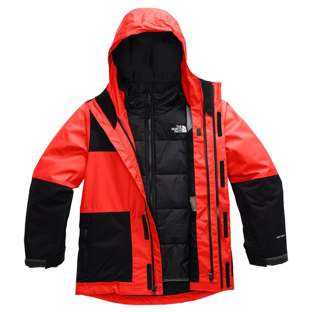 The North Face Freedom Triclimate Ski Jacket (Boys') - Flare