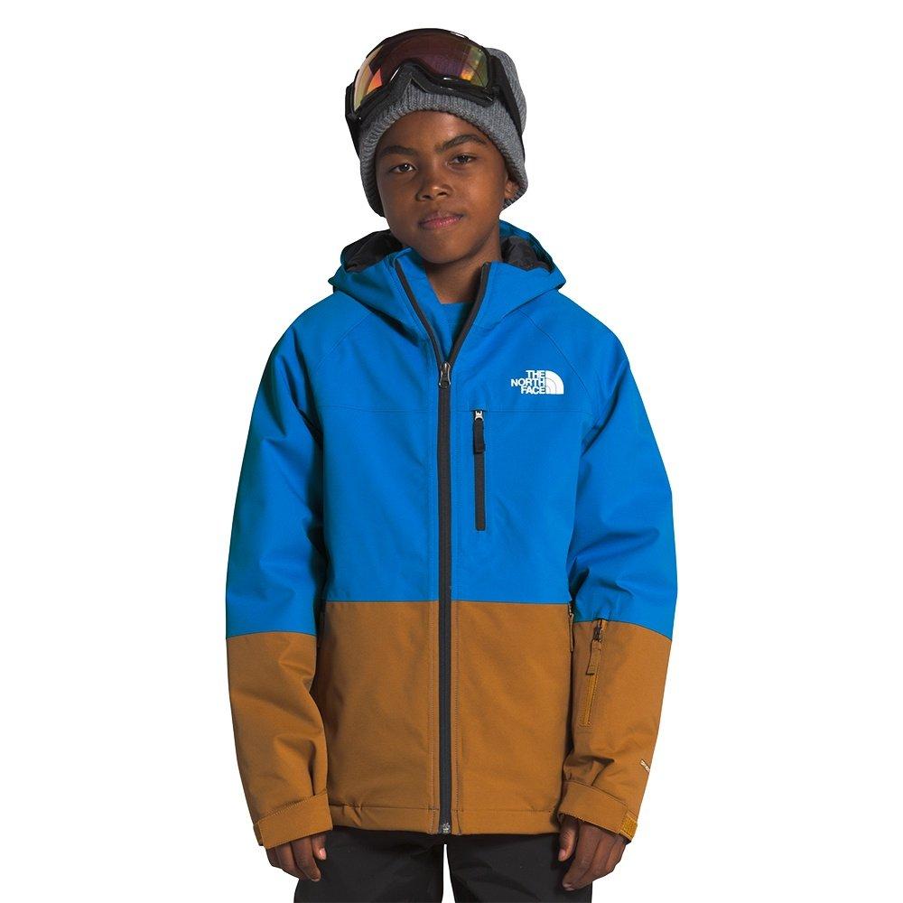 The North Face Chakado Insulated Ski Jacket (Boys') - Clear Lake Blue