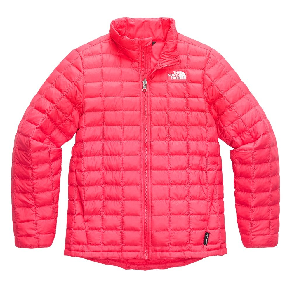 The North Face ThermoBall Eco Jacket (Boys') - Paradise Pink