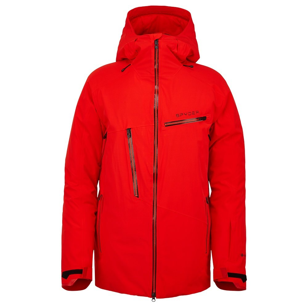 Spyder Hokkaido GORE-TEX Insulated Ski Jacket (Men's) - Volcano