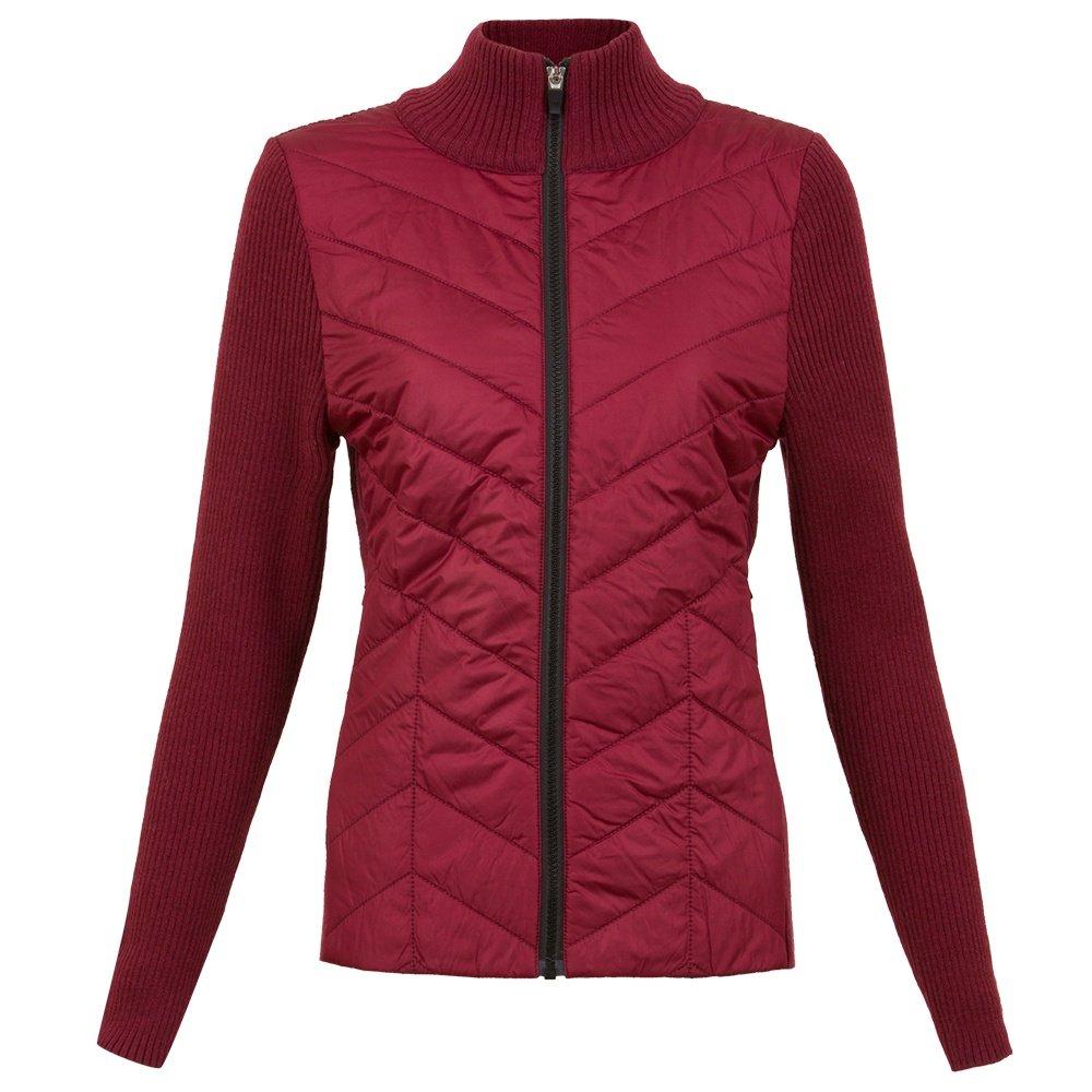 Krimson Klover Simone Insulator Jacket (Women's) - Bordeaux