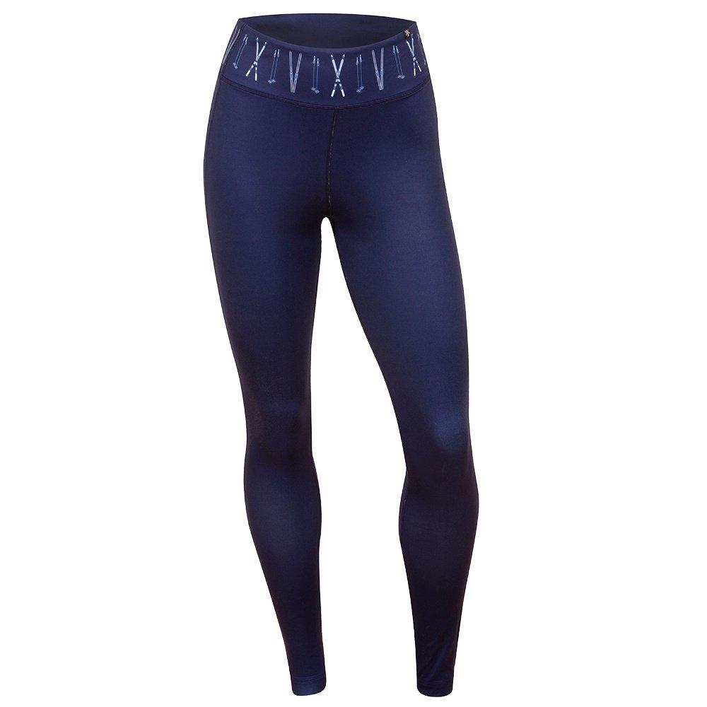 Krimson Klover Ski Bum Legging Baselayer (Women's) - Indigo