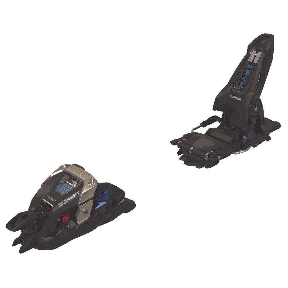 Marker Duke PT 16 125 Ski Binding (Adults') - Black/Gunmetal
