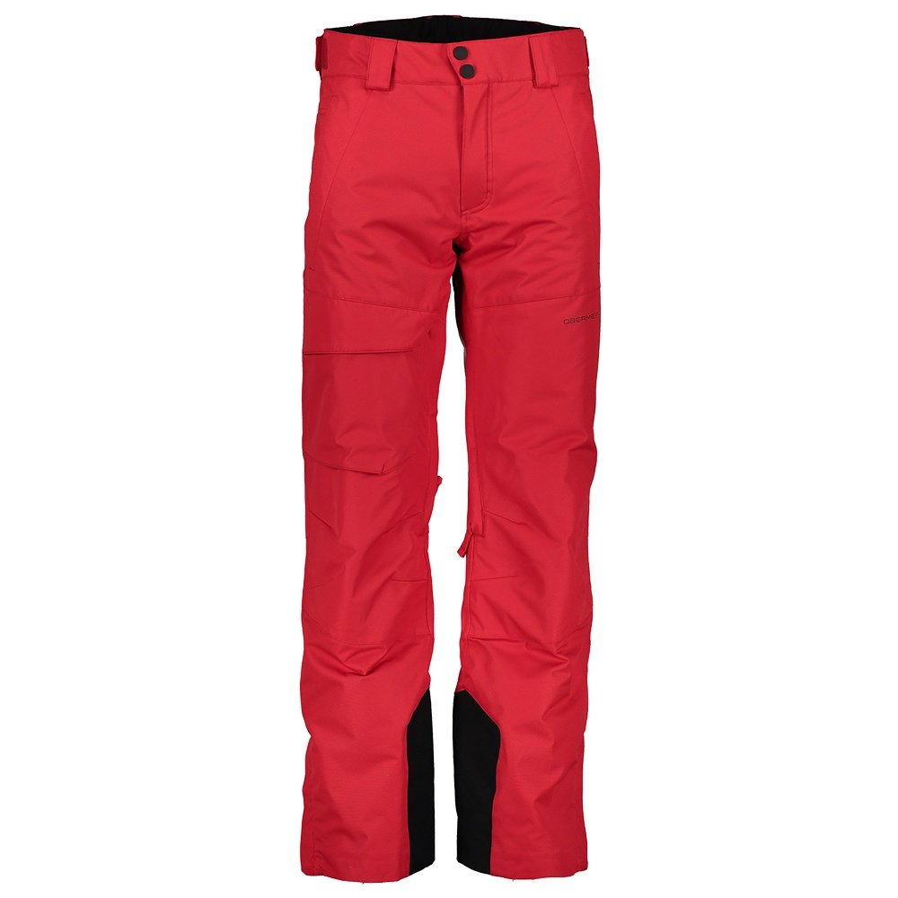 Obermeyer Orion Insulated Ski Pant (Men's) - Brakelight
