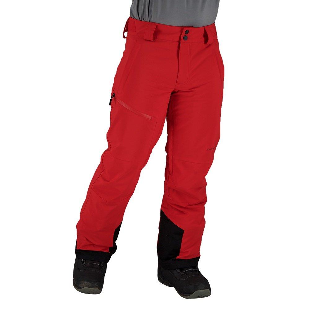 Obermeyer Force Insulated Ski Pant (Men's) - Brakelight
