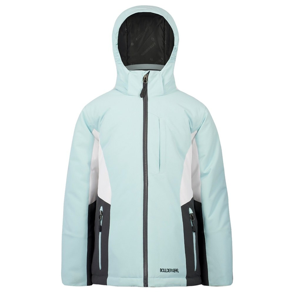 Boulder Gear Destiny Insulated Ski Jacket (Girls') - Blue Ice