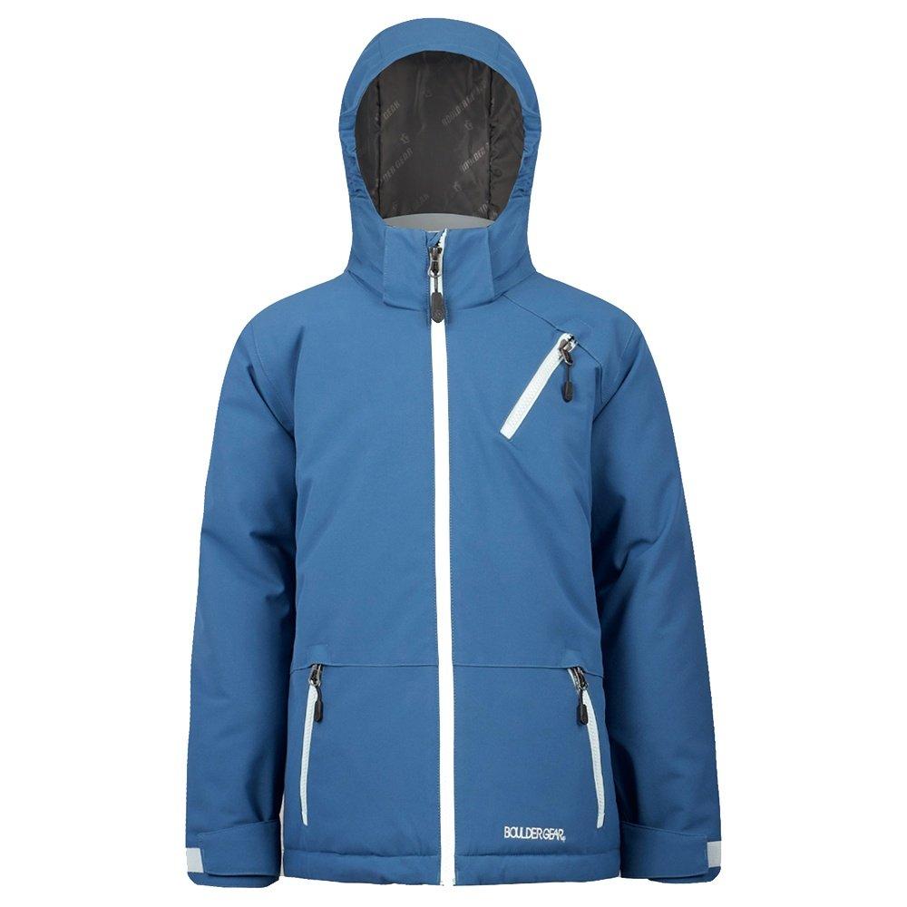 Boulder Gear Illusion Insulated Ski Jacket (Girls') - Steel Blue