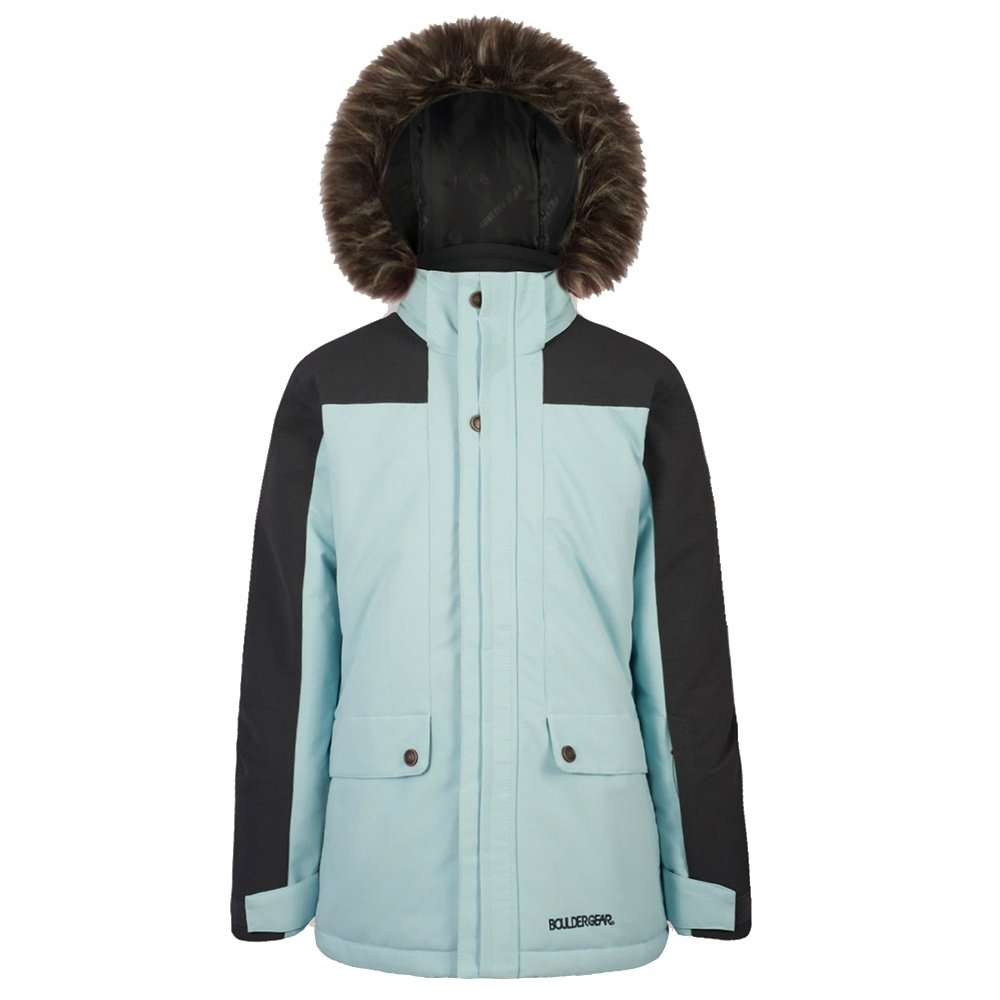 Boulder Gear Serendipity Insulated Ski Jacket (Girls') - Blue Ice