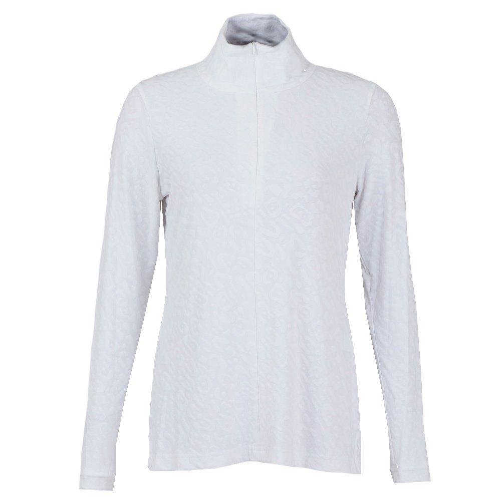 Sno Skins Animal Sport Fabric Full-Zip Mid-Layer (Women's) - White
