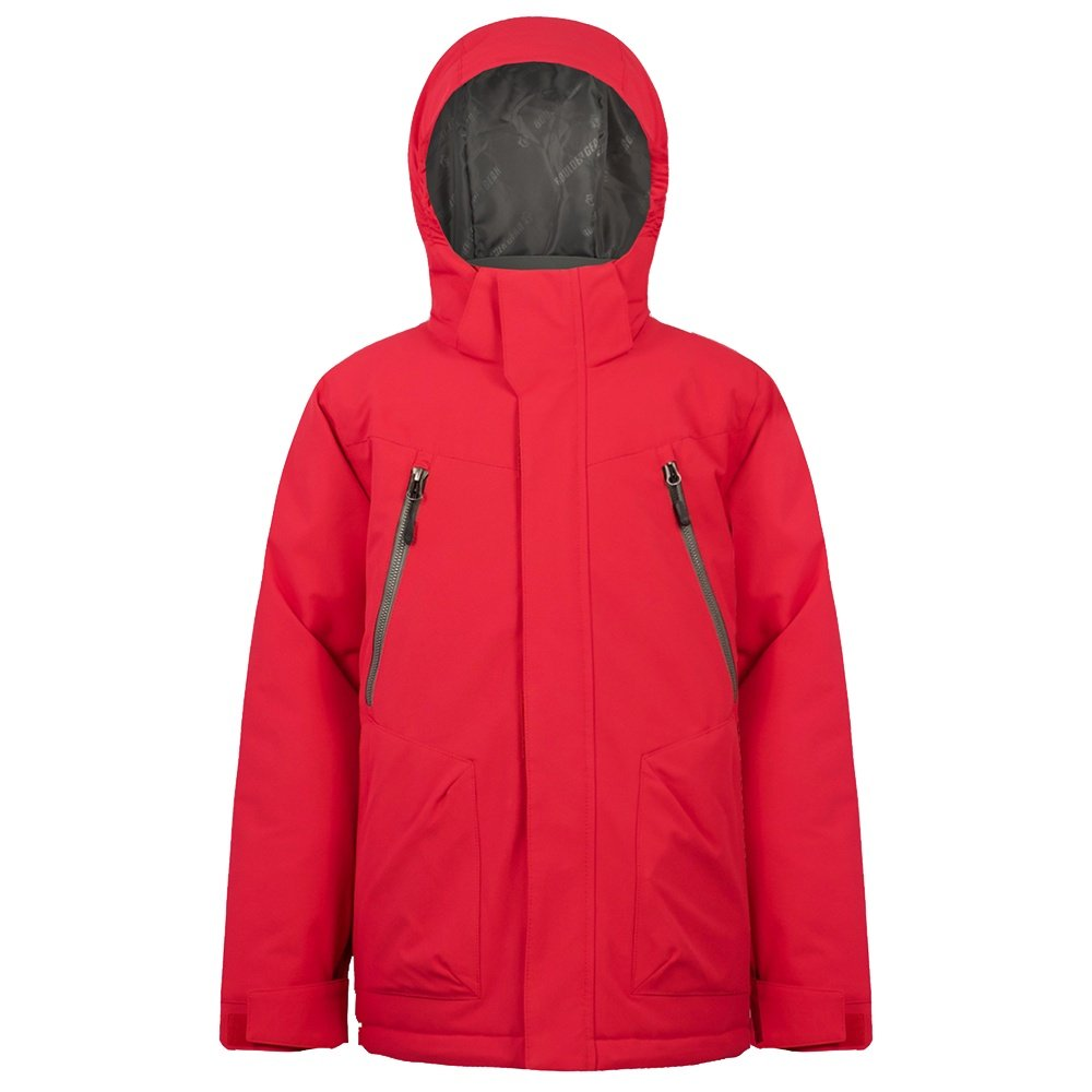 Boulder Gear Reckless Insulated Ski Jacket (Boys') - Crimson Red