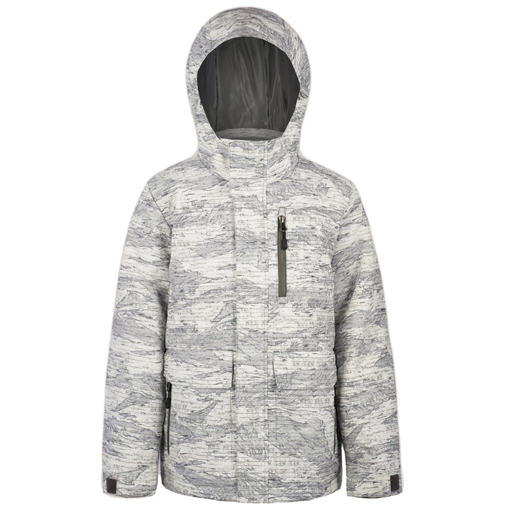 Boulder Gear Brazen Insulated Ski Jacket (Boys') - Winter Camo