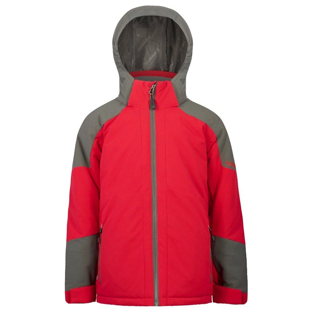 Boulder Gear Madcap Insulated Ski Jacket (Boys') - Crimson Red