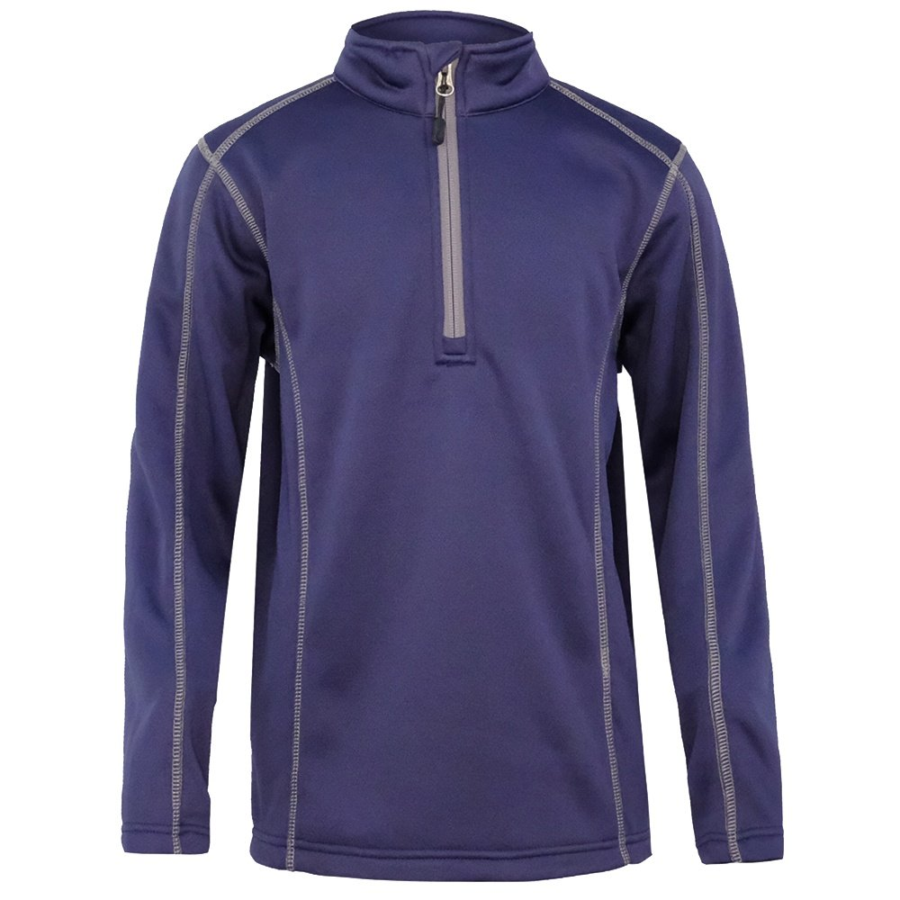 Boulder Gear Theo Performance 1/4-Zip Mid-Layer (Boys') - Oxford
