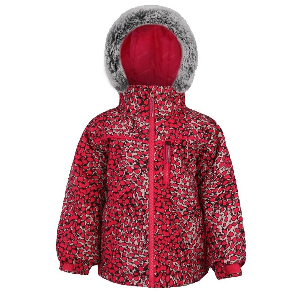 Boulder Gear Lucy Insulated Ski Jacket (Little Girls') - Hot Leo