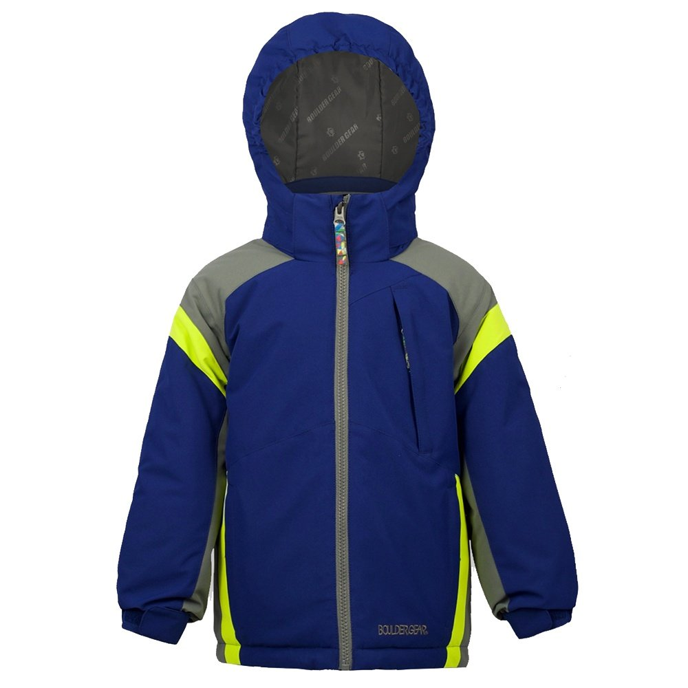 Boulder Gear Liam Insulated Ski Jacket (Little Boys') - Ink Blue