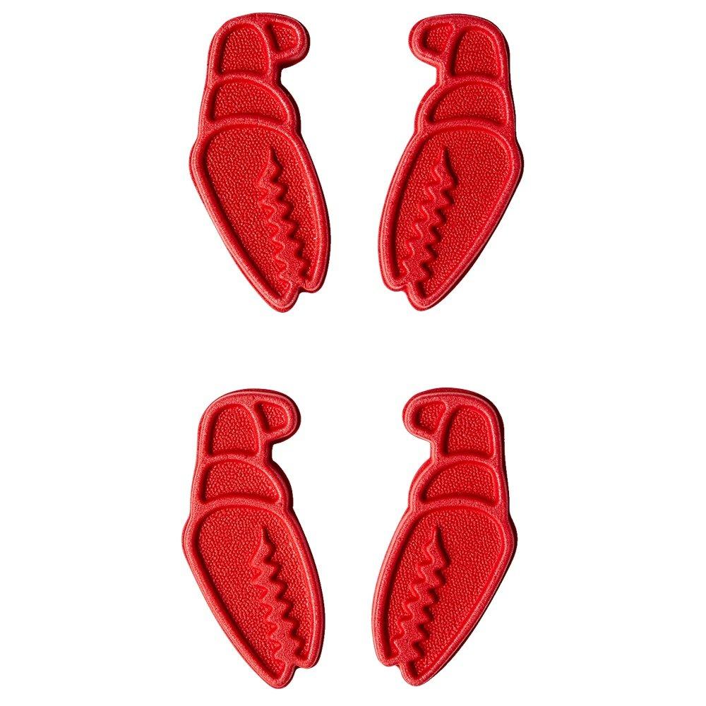 Crab Grab Mini Claws Stop Pads - Red